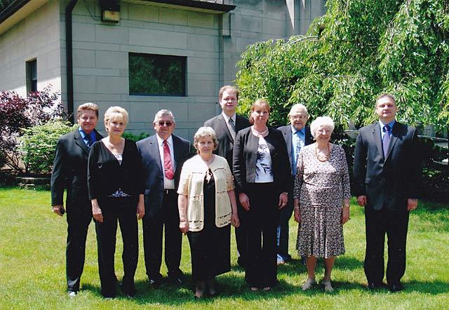 Board of Directors - 2007