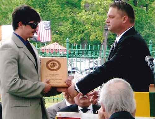 Honoring the veterans of war, Memorial Day, 2010